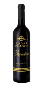 Botella de Amontillado de Lagar Blanco Montilla-Moriles