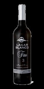 Botella de Fino 3 de Lagar Blanco Montilla-Moriles