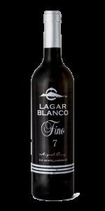 Botella de Fino 7 de Lagar Blanco Montilla-Moriles