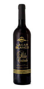 Botella de Palo Cortado de Lagar Blanco Montilla-Moriles
